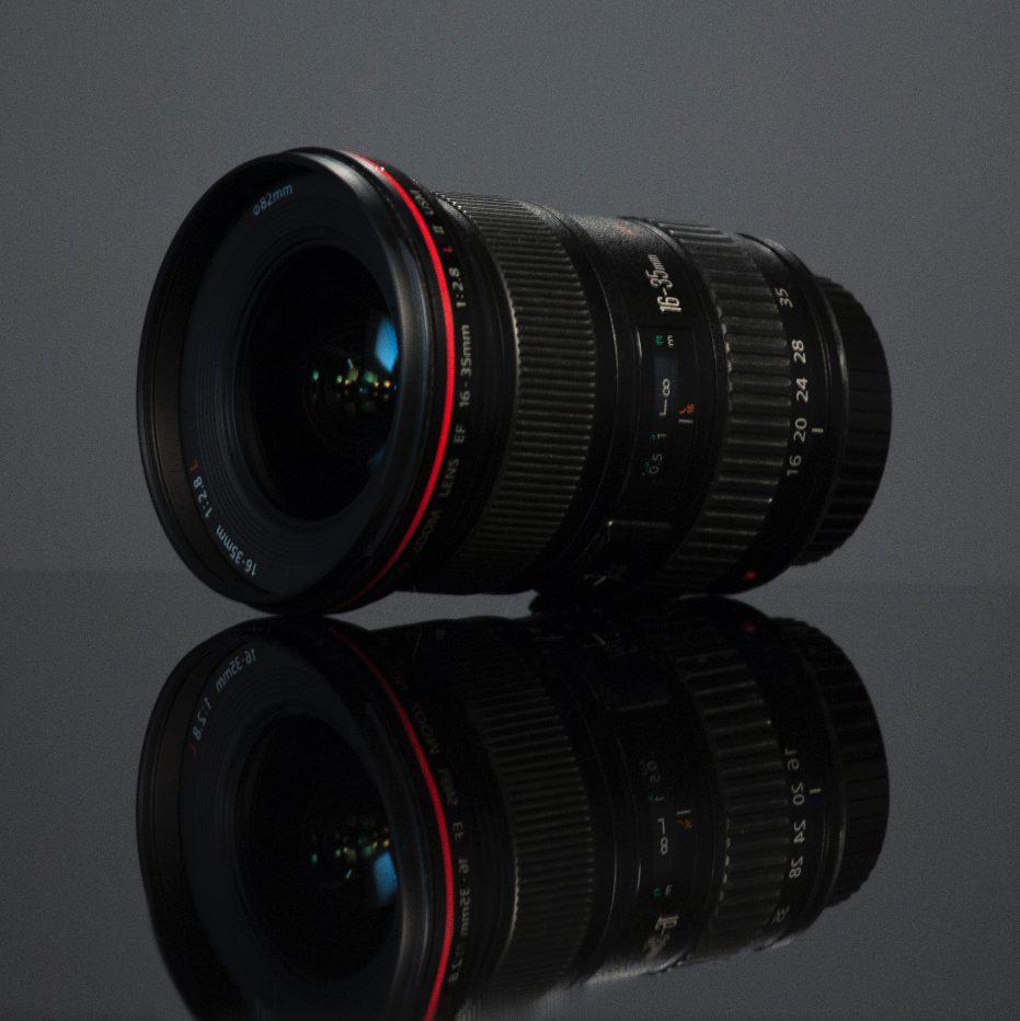 16mm 35mm Lens Darren Fitch Web